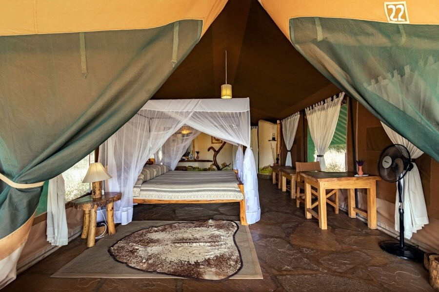 Amboseli Tented Camps
